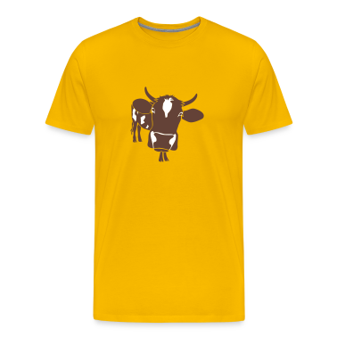 cow bull ox milk farmer farm country cows dairy pregnant milker beef steak T-Shirts