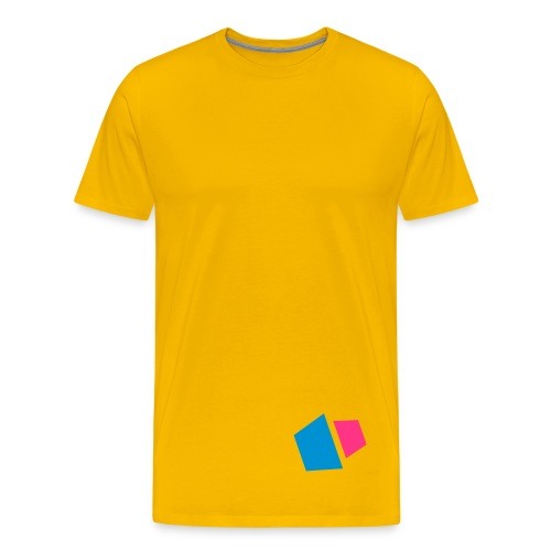 YELLOW TrIbE - Männer Premium T-Shirt