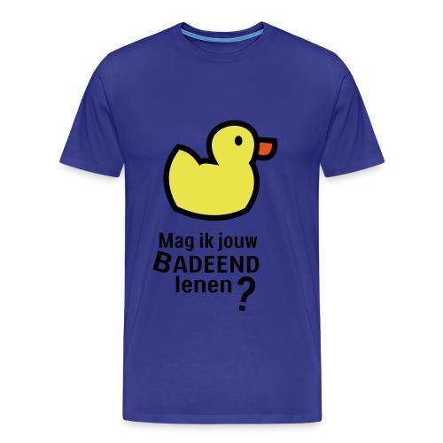 BadEend Shirt - Mannen Premium T-shirt