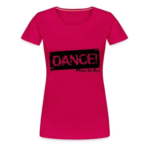 T-Shirt - Dance black - Frauen Premium T-Shirt