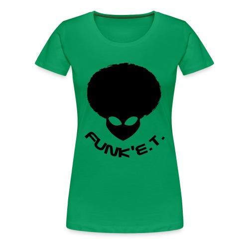 Funky - T-shirt Premium Femme
