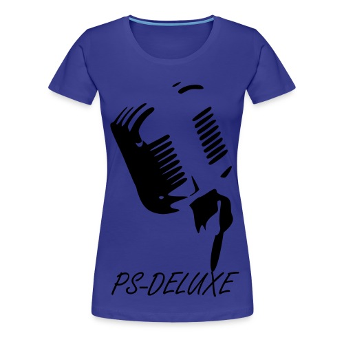 Ps-Deluxe T-Shirt Mic - Frauen Premium T-Shirt