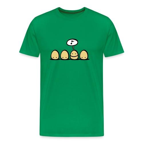 Music Lover - Männer Premium T-Shirt
