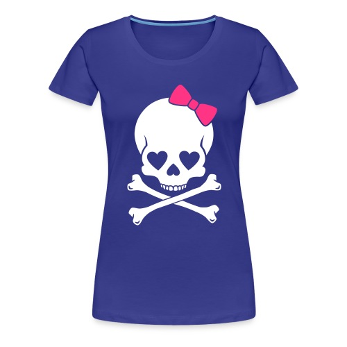 Cute Death Girlz Shirt  - Frauen Premium T-Shirt