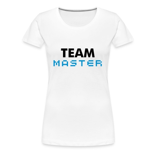 Team Master - Women's Premium T-Shirt