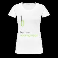 T-Shirts ~ Frauen Premium T-Shirt ~ Damen Premium T-Shirt Berliner Operngruppe