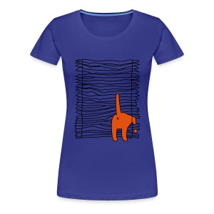 Broken Blinds - Women's Premium T-Shirt