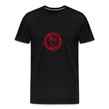 1 colors - Workers Solidarity Movement - Working Class Unity Against Capitalism T-Shirts