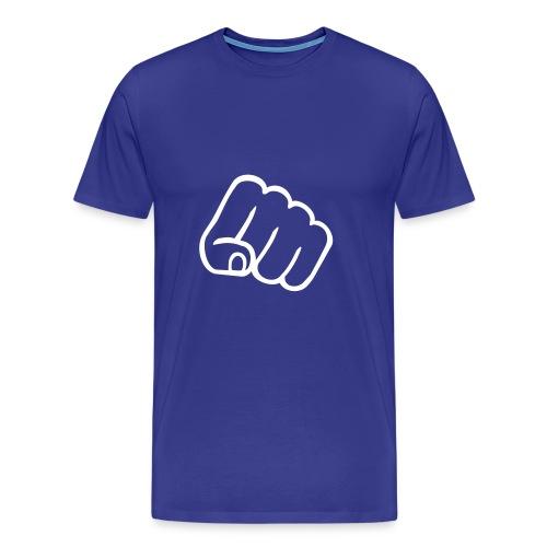 T-shirt homme un poing c'est tout! - T-shirt Premium Homme