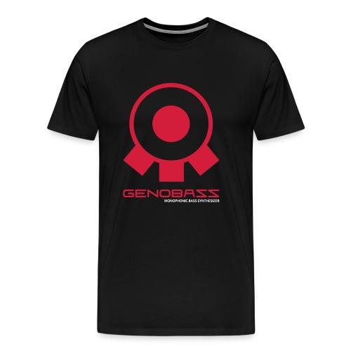 Genobazz Black - Men's Premium T-Shirt
