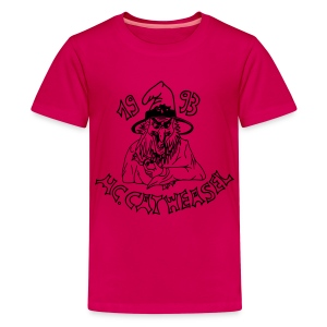 catweasel little princess - Teenager Premium T-Shirt