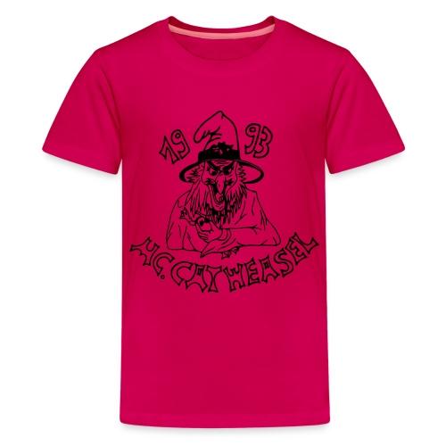 catweasel little princess - Teenager Premium T-Shirt