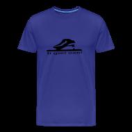 T-shirts ~ Mannen Premium T-shirt ~ Shirt It Giet Oan