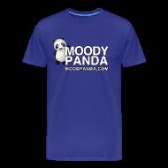 T-Shirts ~ Men's Premium T-Shirt ~ Moody Panda Men's Classic