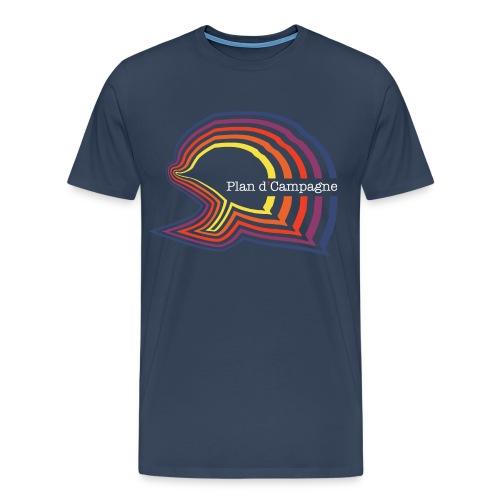 Radiation - Mannen Premium T-shirt