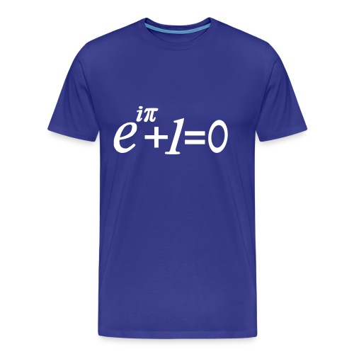 Euler Equation - Men's Premium T-Shirt