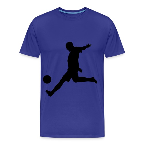 Male Soccer - Men's Premium T-Shirt