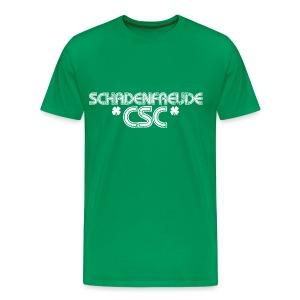Schadenfreude CSC - Men's Premium T-Shirt