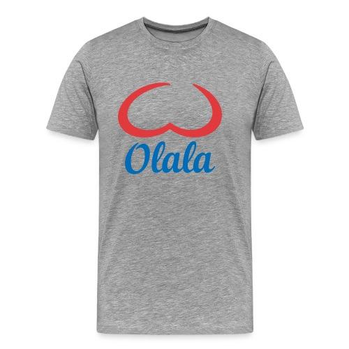Olala! Boy - Mannen Premium T-shirt