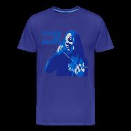 T-Shirts ~ Men's Premium T-Shirt ~ Loads of Bands - Colin Grigson Bad News T-Shirt