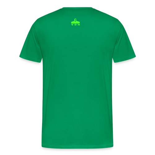 El Luchador t-shirt - Mannen Premium T-shirt