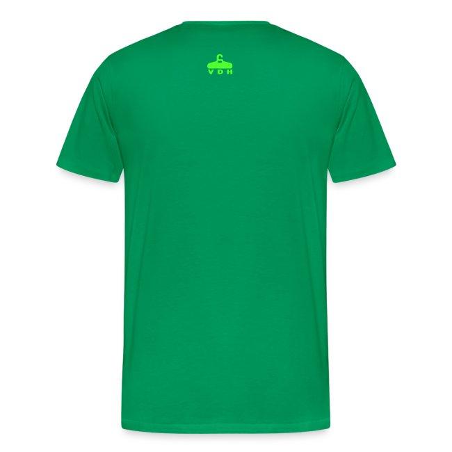 El Luchador t-shirt
