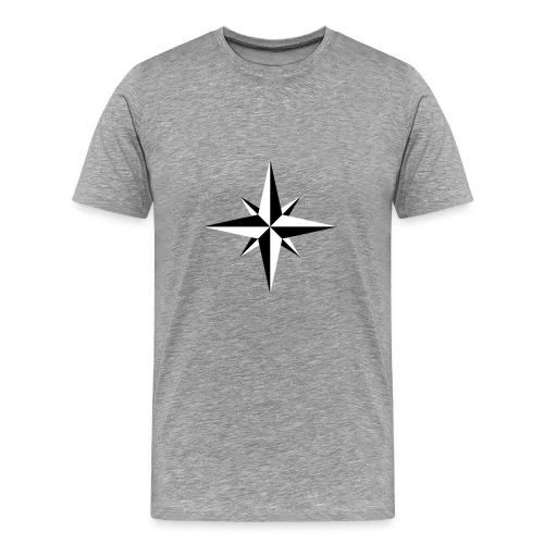 3D Shirt  - Männer Premium T-Shirt