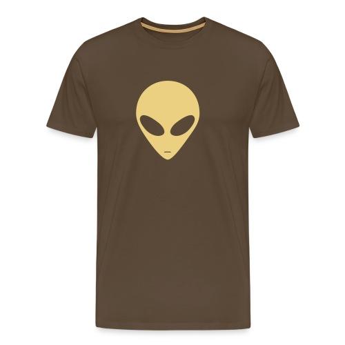 LEBEN-ALIEN - Männer Premium T-Shirt