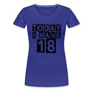 Phrases Woman - Women's Premium T-Shirt