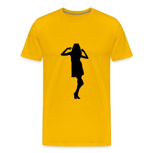 T-Shirt Danseuse - T-shirt Premium Homme