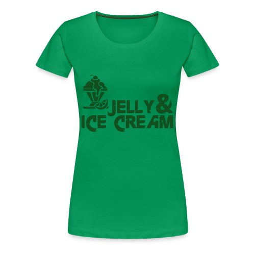 Jelly & Ice Cream Female - Women's Premium T-Shirt