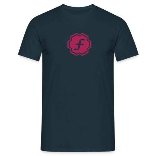 F shirt - Men's T-Shirt