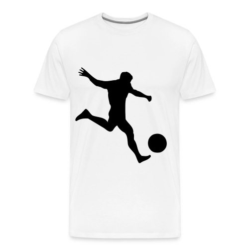Fußball - This is what hereos look like - Männer Premium T-Shirt