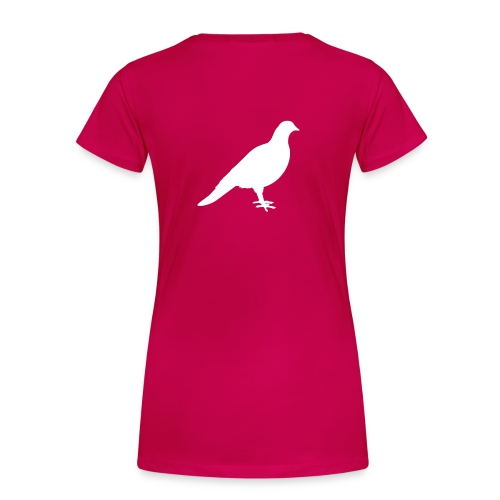 SHIRT FEMALE   HOE, HOE - Vrouwen Premium T-shirt