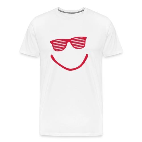 Camiseta Sonrisa - Camiseta premium hombre
