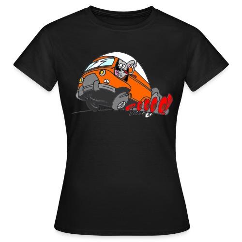 Estaf' Mouse Jam ! - T-shirt Femme