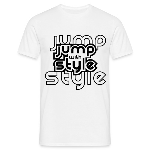 T-Shirt Jump with style - T-shirt Homme