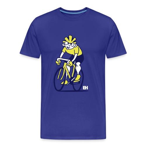 Cyclist - Cycling - Men's Premium T-Shirt