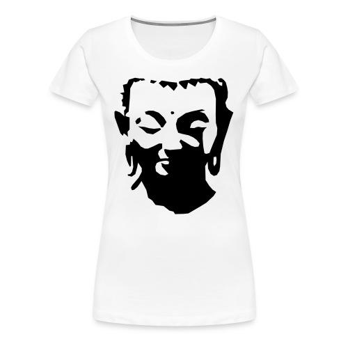 TIBET - T-shirt Premium Femme