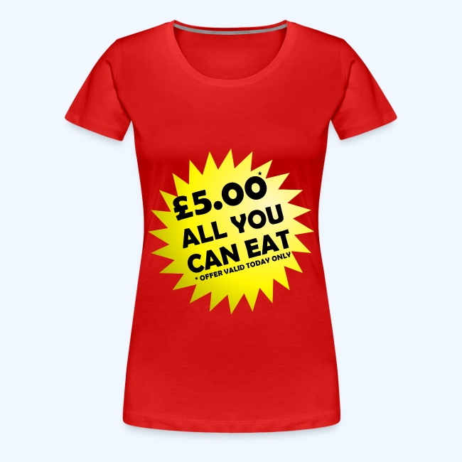 Special Offer Ladies T-Shirt