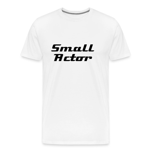 Men's Thalian Theatre Group Small Actor Shirt - Men's Premium T-Shirt