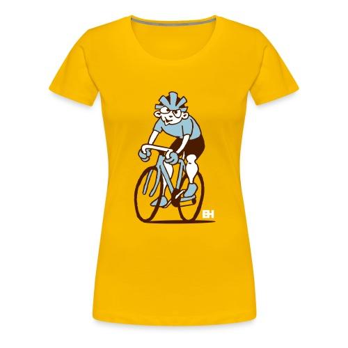 Cyclist - Cycling - Women's Premium T-Shirt