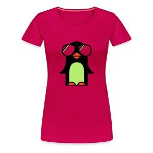 Greenpingu - Premium T-skjorte for kvinner