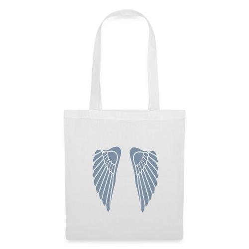 Borsa di stoffa - , wings, angelo, ali