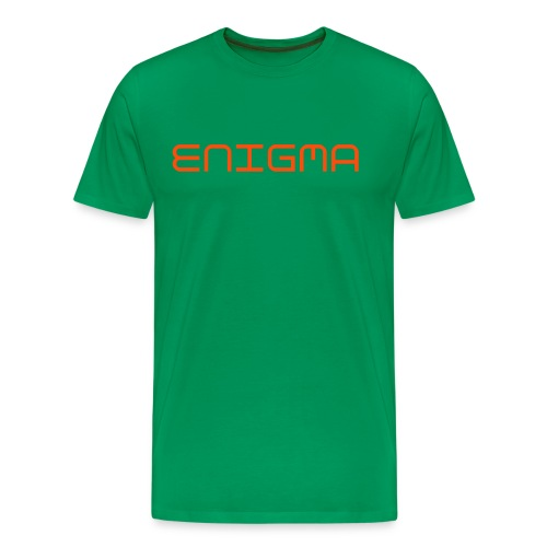 Enigma - Men's Premium T-Shirt
