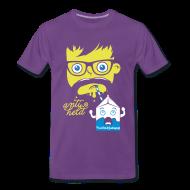 T-Shirts ~ Men's Premium T-Shirt ~ AntiHeld Milk Boy Tee