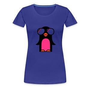 Pinkpingu - Premium T-skjorte for kvinner