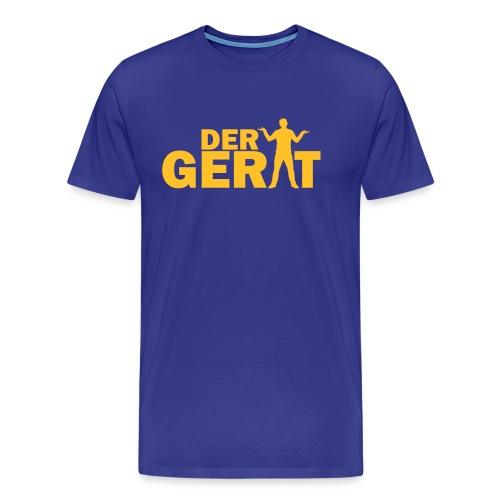 Der Gerät - Männer Premium T-Shirt