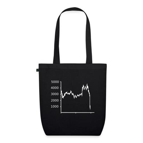 Borsa ecologica in tessuto - borsa, grafico, simboli