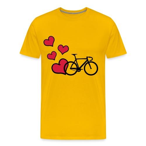 Rennrad - Bicycle- Cycling - Männer Premium T-Shirt
